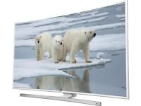 55 inch Samsung 4K UHD CURVE SMART TV