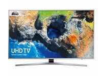 "SAMSUNG UE49MU6400U 49"" SMART 4K ULTRA HD HDR LED TV RRP £699"