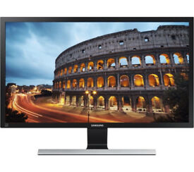 Samsung U28E590D 28-Inch LCD/LED Monitor - Black Used only a few times