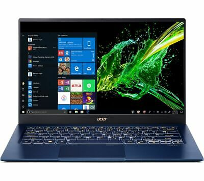 Acer Swift 5, Intel Core i7, 16GB RAM, 512GB SSD, 14 Inch Notebook, SF514-54T