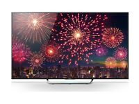 "55"" SONY BRAVIA KD55X8509C Smart 3D 4k Ultra HD LED Slim TV 1000Hz Boxed RRP £899 Now only £600"