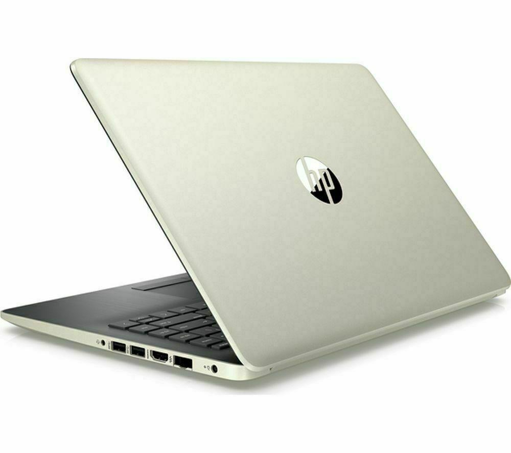 "Laptop Windows - HP 14-CK0520SA 14"" Intel Core i5-7200u 256GB SSD 8GB Laptop Gold - Windows 10"