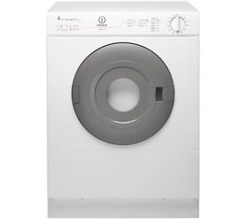 BRAND NEW DRYER - INDESIT IS41VUK - VENTED TUMBLE DRYER - BOXED - COST £159 - ACCEPT £95