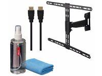 LOGIK LFMSKM16 Full Motion TV Bracket Starter Kit £99.99 in Currys