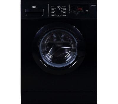 LOGIK L712WMB16 7kg Front Loading Freestanding Washing Machine Black