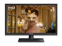 "Brand New, in box PANASONIC TX-24ES500B Smart 24"" LED TV"