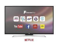 "JVC LT-43C770 43"" Smart LED TV (used) 95% New"