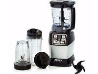 Ninja Compact Kitchen System with Nutri Ninja 1200W Sealed