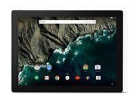 "GOOGLE Pixel C 10.2"" Tablet - 64 GB, Silver Brand New"