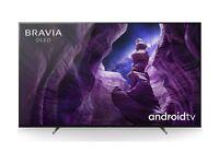 "SONY BRAVIA 55"" OLED TV FOR SALE BARGAIN! Still under warranty!"