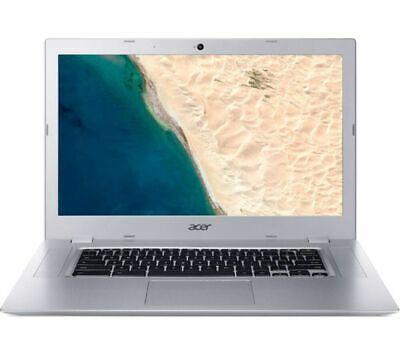 ACER CB315-2H 15.6in AMD A6 Silver Chromebook - AMD A6-9220C 4GB RAM 64GB eMMC C