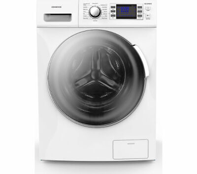 KENWOOD K814WM16 Washing Machine - White - Currys
