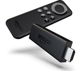 Amazon Firestick TV fully loaded kodi