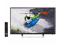 """55 INCH JVC LT-55C550 55"""" FULL HD 1080P LED TV FREEVIEW HD WITH 6 MONTHS WARRANTY"""