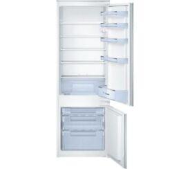 New Bosch Integrated Fridge Freezer
