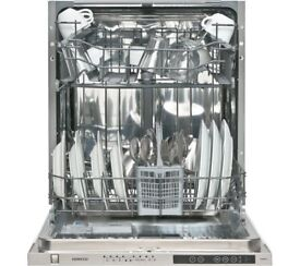 Kenwood Integrated Dishwasher Brand New Ex Display 6 month warranty **KID60S17 ** RRP 290