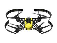 PARROTPF723300 Airborne Cargo Travis Minidrone with integrated Camera - Yellow
