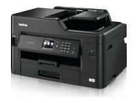 Inject Printer Copy Scaner Fax Brother MFC- J5335dw