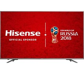 "55 INCH HISENSE H55N6800UK 55"" Smart 4K Ultra HD HDR LED TV"
