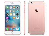 IPhone 6s Plus rose gold 32 gb rose gold