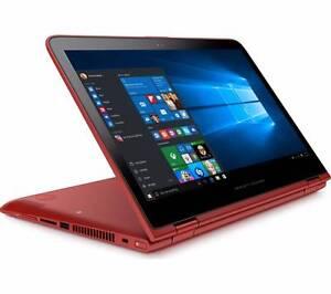 Hp X360 Convertable Laptop/Tablet Touchscreen + Logitech Surround Wallsend Newcastle Area Preview