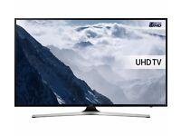 "SAMSUNG UE55KU6000 Smart 4k Ultra HD HDR 55"" LED TV **1 Year warranty**"