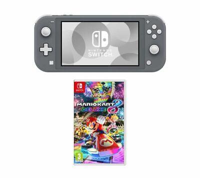 NINTENDO Switch Lite & Mario Kart 8 Deluxe Bundle