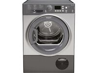 HOTPOINT Aquarius FTCF87BGG Condenser Tumble Dryer BRAND NEW WITH 10YR WARRANTY