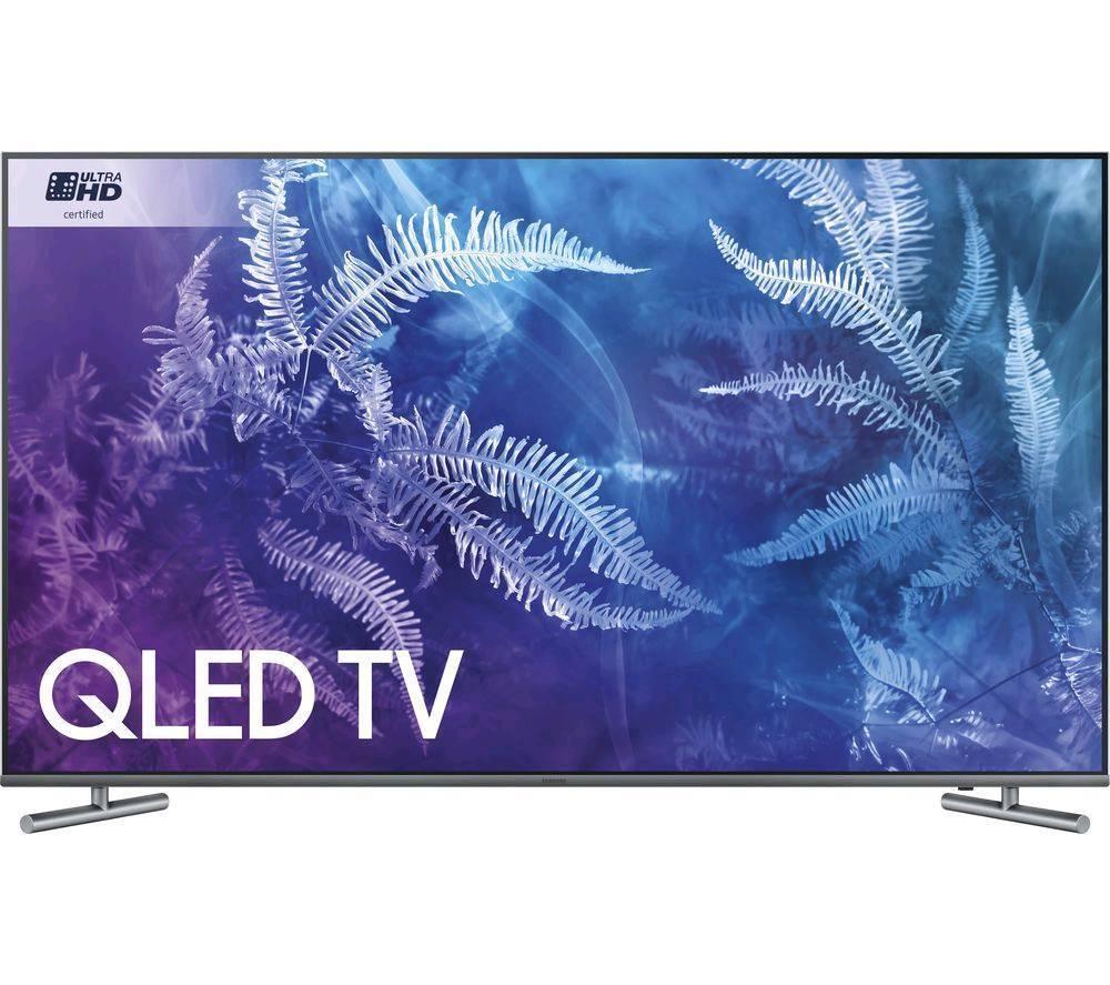 "SAMSUNGQE55Q6FAMT 55"" Smart 4K Ultra HD HDR QLED TV"