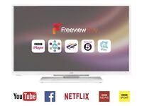 "JVC 32"" Smart LED TV White"