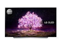 LG 65 Inch OLED65C14LB Smart 4K UHD OLED HDR Freeview TV