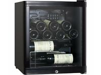 WINE COOLER by ESSENTIALS CWC15B14 - 15 BOTTLES - BRAND NEW BOXED - COST £119.99 - ACCEPT £55