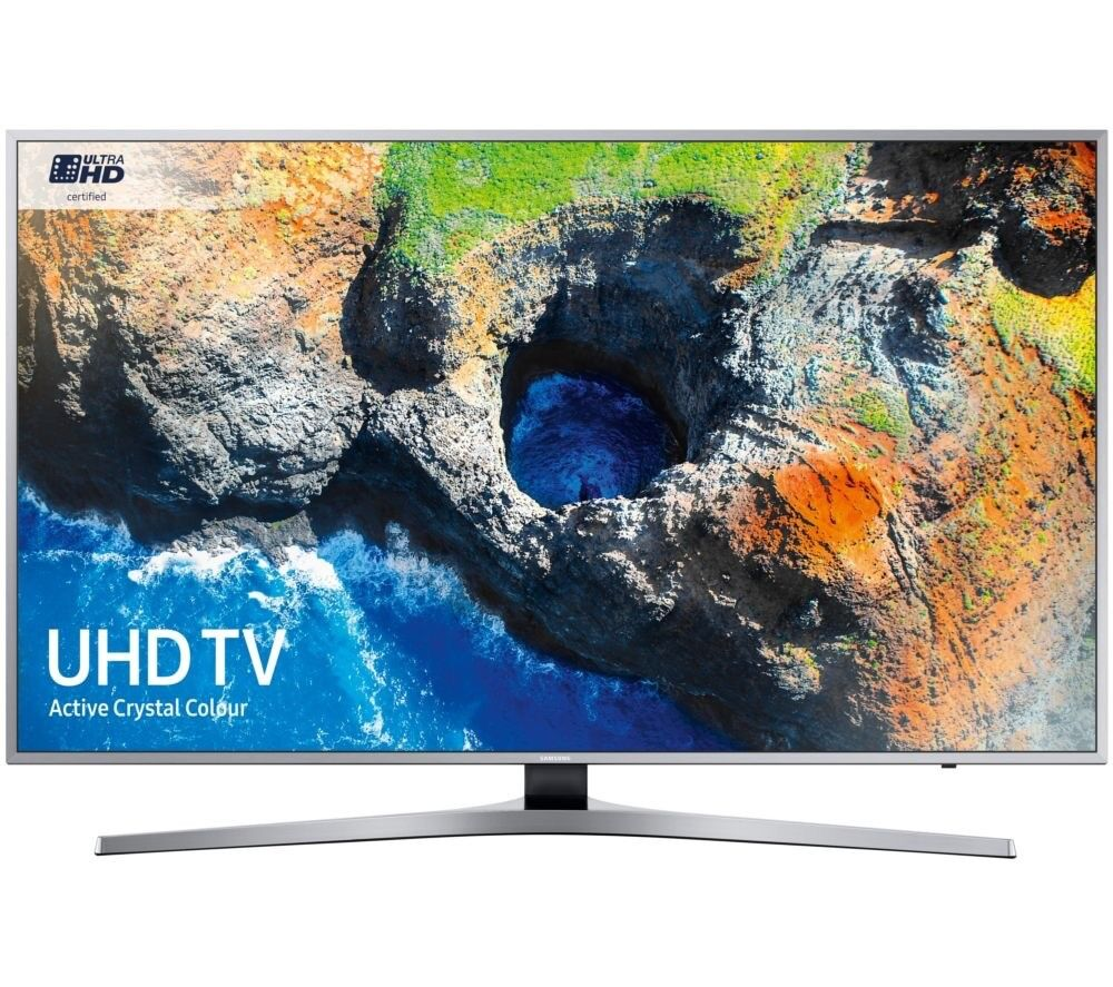 "SAMSUNG 49"" Smart 4K Ultra HD HDR LED VOICE CONTROL FLAT SCREEN TV"