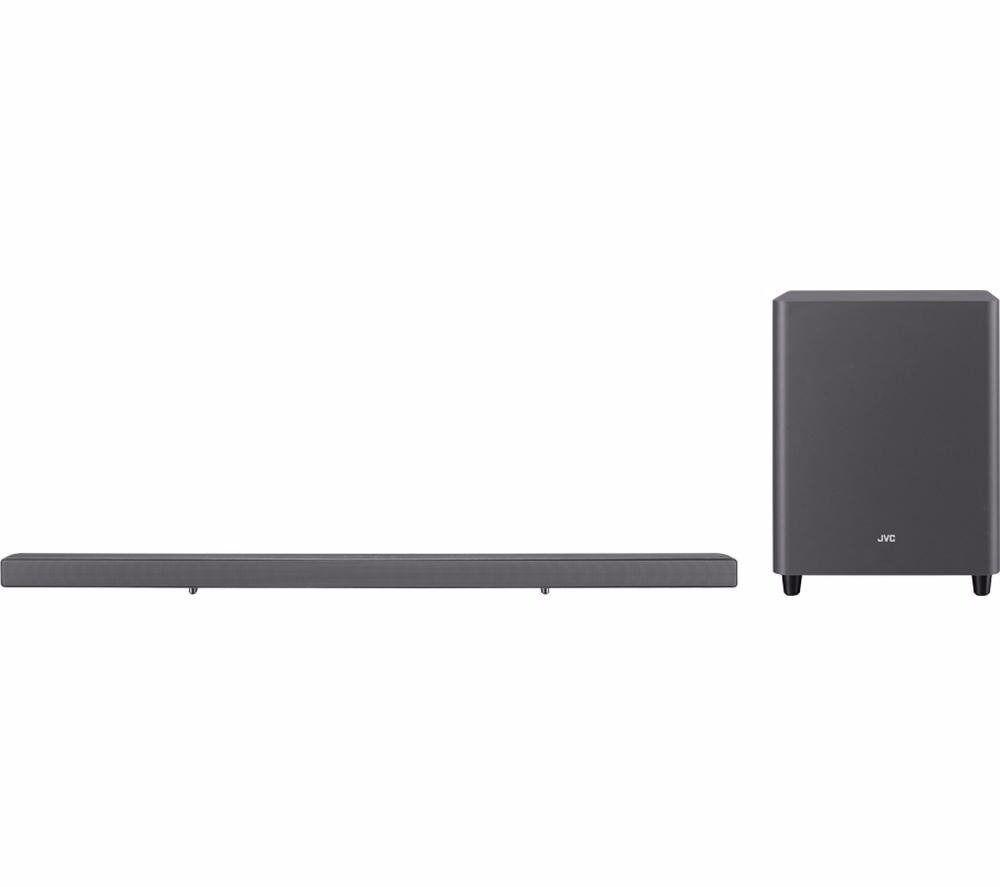 New JVC TH-WL709HX Wireless Sound Bar Was: £ 249.99