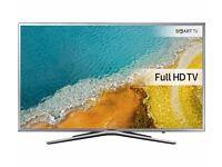 "SAMSUNG UE32K5600 Smart 32"" LED TV Full HD 1080p Freeview WiFi Silver"