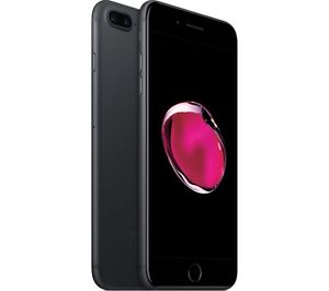 iPhone 7 Plus Black 128gb Bell