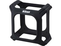 NIKON CF AA-1 Silicone Jacket Camera - Black NEW