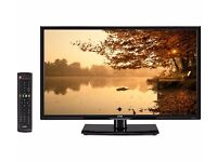"""LOGIK L24HED16 24"""" LED TV with Built-in DVD Player and Freeview RRP £139.99"""