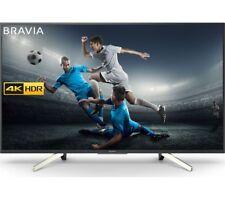 """SONY KD49XF7596BU 49"""" Smart 4K Ultra HD HDR LED TV"""