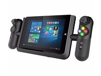 "LINX Vision 8"" Gaming Tablet hardly used half price"