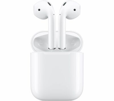 APPLE AirPods with Charging Case (2nd generation) - White - Currys