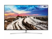 "SAMSUNG UE65MU8000T SMART UHD 4K HDR FREESAT HD 65"" LED TV"