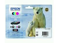 Epson Polar Bear Ink Cartridge Multipack