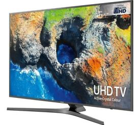 "SAMSUNG 55"" TV Smart 4K Ultra HD HDR LED TV UE55MU6470U 55"" RRP £799"