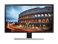 SAMSUNG LU28E590DS 4K Ultra HD 28 inch LED Monitor
