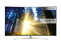"SAMSUNG UE65KS9000 Smart 4k Ultra HD HDR 65"" Curved LED TV Product code: 161359"