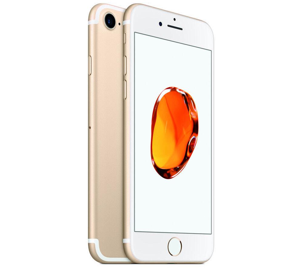 Apple iPhone 7 128GB - Ohne Vertrag - Ohne Simlock - Smartphone - Gebraucht
