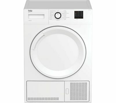 BEKO DTBC7001W 7 kg Condenser Tumble Dryer - White - Currys
