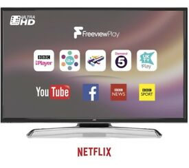 Almost New 4K jvc LT-40C860 Ultra HD TV television
