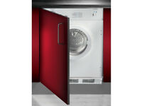 New Baumatic Tumble Dryer, unused, can be integrated behind door or used free-standing